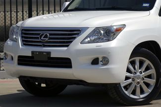 2009 Lexus LX 570 A/C SEATS * Park Assist * NAVI * Mark Levinson * Plano, Texas 25
