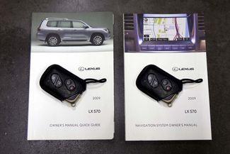 2009 Lexus LX 570 A/C SEATS * Park Assist * NAVI * Mark Levinson * Plano, Texas 48