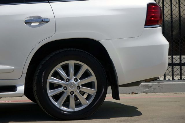 2009 Lexus LX 570 A/C SEATS * Park Assist * NAVI * Mark Levinson * Plano, Texas 36