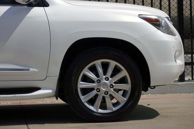 2009 Lexus LX 570 A/C SEATS * Park Assist * NAVI * Mark Levinson * Plano, Texas 33