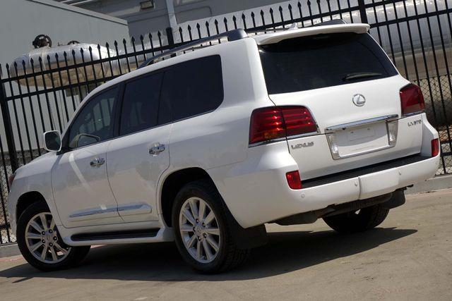 2009 Lexus LX 570 A/C SEATS * Park Assist * NAVI * Mark Levinson * Plano, Texas 6