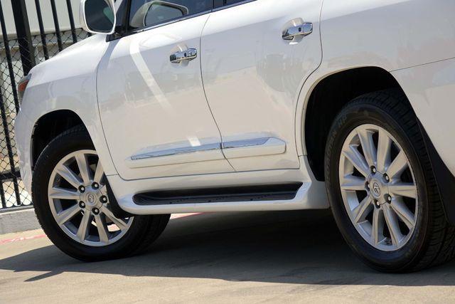 2009 Lexus LX 570 A/C SEATS * Park Assist * NAVI * Mark Levinson * Plano, Texas 30