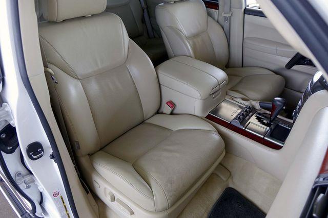 2009 Lexus LX 570 A/C SEATS * Park Assist * NAVI * Mark Levinson * Plano, Texas 14