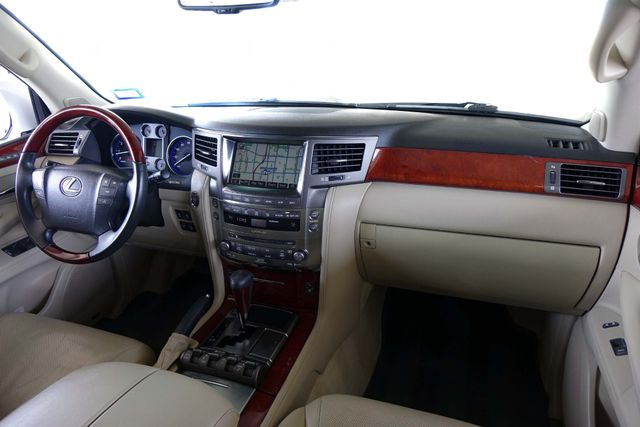 2009 Lexus LX 570 A/C SEATS * Park Assist * NAVI * Mark Levinson * Plano, Texas 11