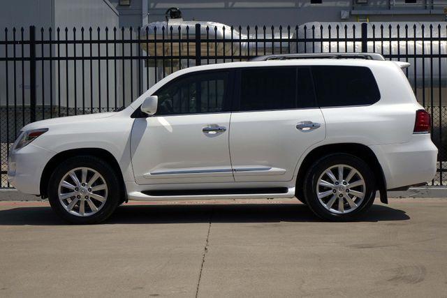 2009 Lexus LX 570 A/C SEATS * Park Assist * NAVI * Mark Levinson * Plano, Texas 4