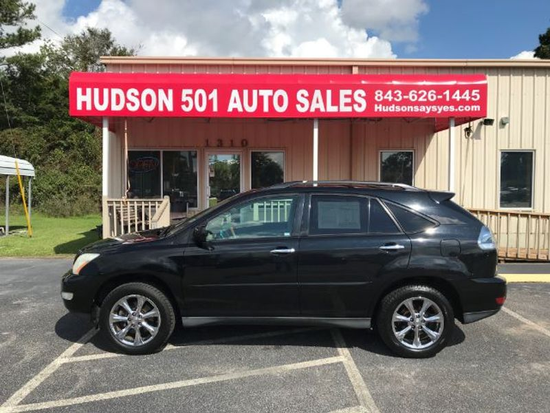 2009 Lexus RX 350 FWD | Myrtle Beach, South Carolina | Hudson Auto Sales in Myrtle Beach South Carolina
