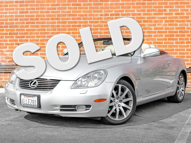 2009 Lexus SC 430 PEBBLE BEACH Burbank, CA