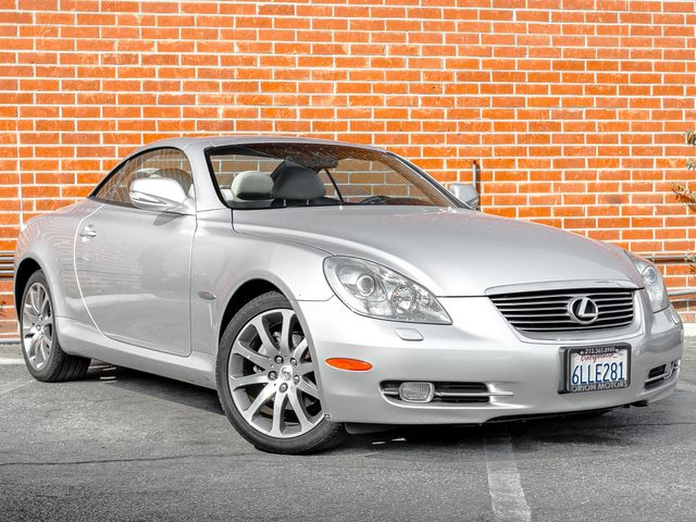 2009 Lexus SC 430 PEBBLE BEACH Burbank, CA 2