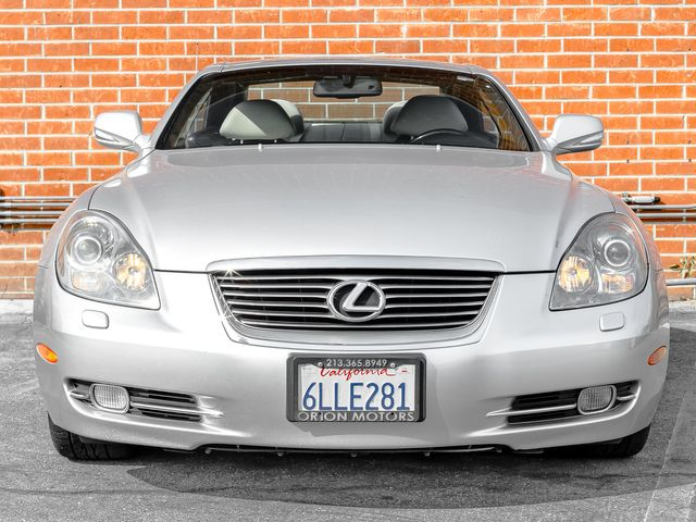 2009 Lexus SC 430 PEBBLE BEACH Burbank, CA 3
