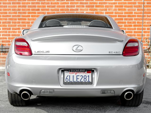 2009 Lexus SC 430 PEBBLE BEACH Burbank, CA 4