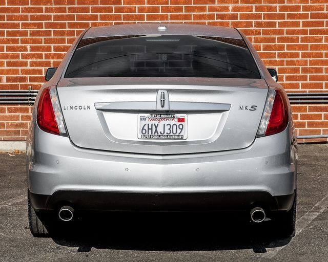 2009 Lincoln MKS Ultimate Package Burbank, CA 4