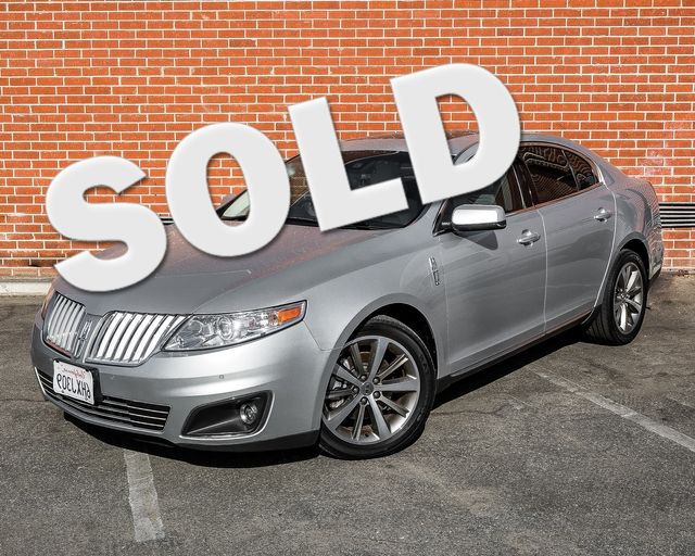 2009 Lincoln MKS Ultimate Package Burbank, CA 0