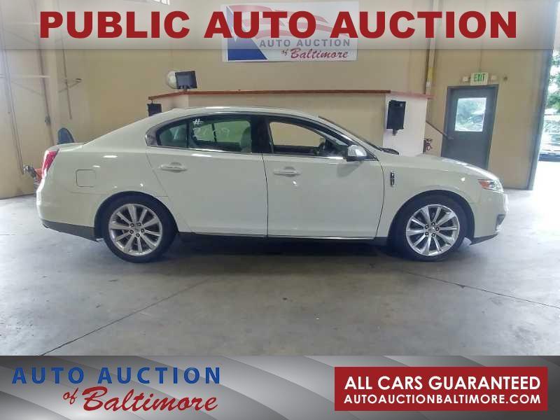 2009 Lincoln MKS | JOPPA, MD | Auto Auction of Baltimore | Joppa MD ...