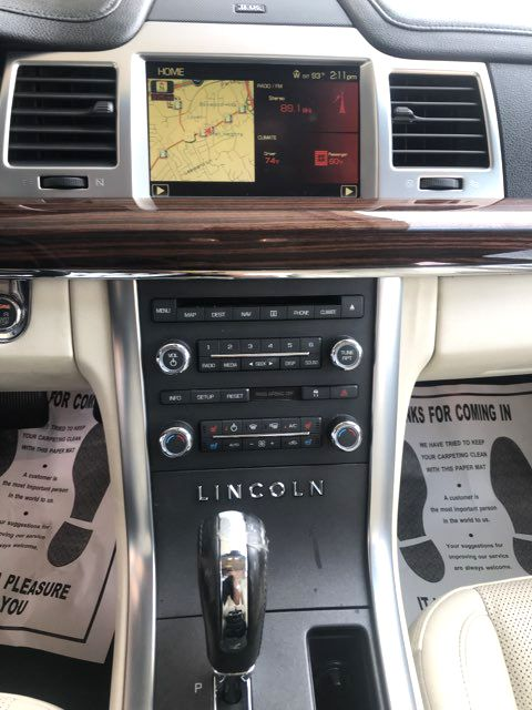 2009 Lincoln MKS Knoxville, Tennessee 10