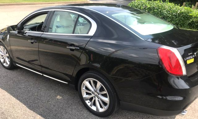 2009 Lincoln MKS Knoxville, Tennessee 4