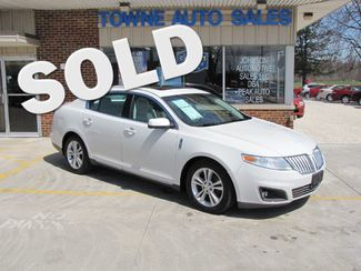 2009 Lincoln MKS AWD   Medina, OH   Towne Cars in Ohio OH