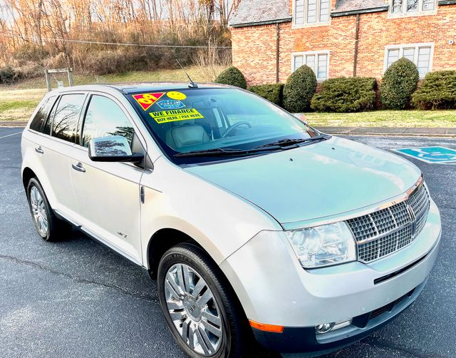 2009 Lincoln-Loaded! Mint! MKX-AWD MOONROOF