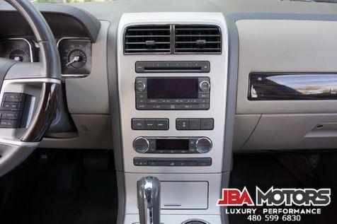 2009 Lincoln MKX SUV ~ 2 Owner Clean CarFax Arizona Car!   MESA, AZ   JBA MOTORS in MESA, AZ