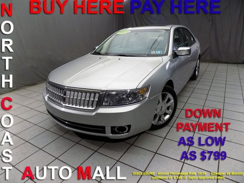 2009 Lincoln MKZ As low as $799 DOWN in Cleveland, Ohio
