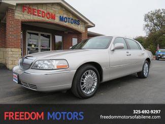 2009 Lincoln Town Car Signature Limited   Abilene, Texas   Freedom Motors  in Abilene,Tx Texas
