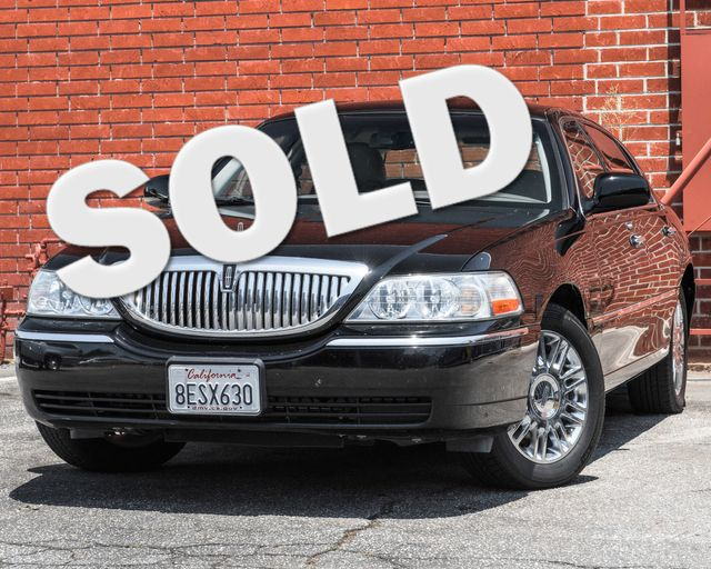 2009 Lincoln Town Car Signature Limited Burbank, CA