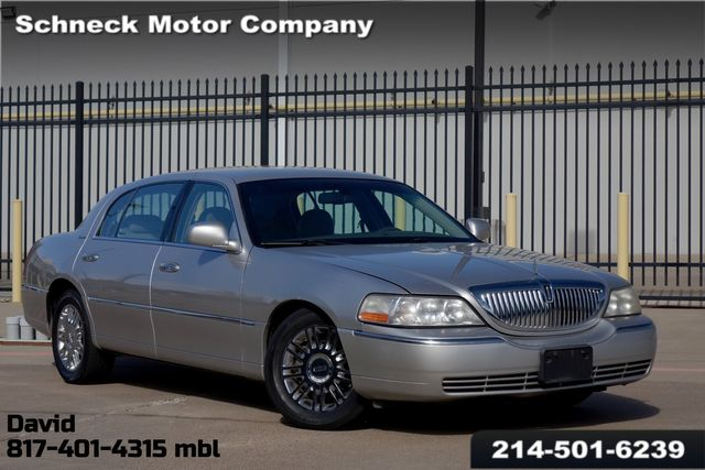 2009 Lincoln Town Car Signature L