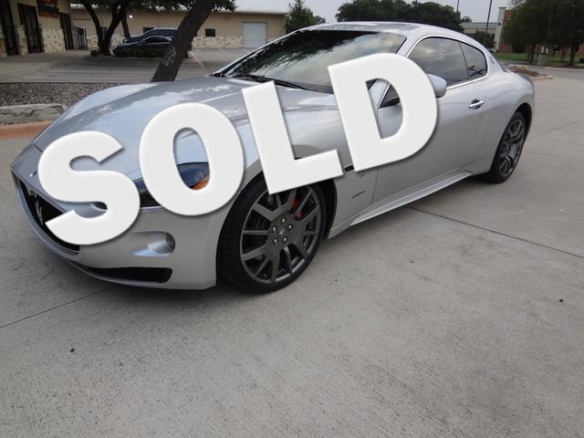 2009 Maserati GranTurismo S Austin , Texas 0
