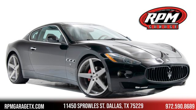 2009 Maserati GranTurismo with Upgrades in Dallas, TX 75229