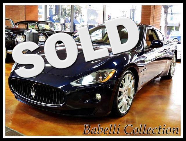 2009 Maserati GranTurismo La Jolla, California 0