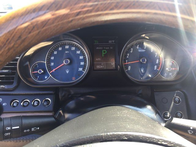 2009 Maserati Quattroporte in Boerne, Texas 78006