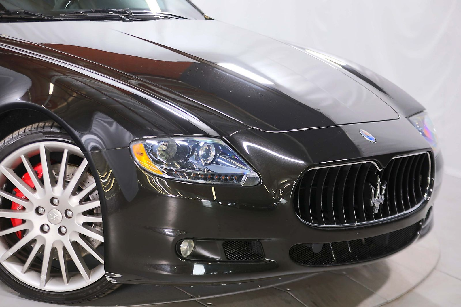 2009 Maserati Quattroporte Sport GT S - CARBON ALCANTARA INTERIOR ...