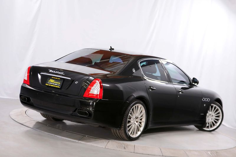 2009 Maserati Quattroporte Sport GT S - CARBON  ALCANTARA INTERIOR  city California  MDK International  in Los Angeles, California