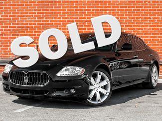 2009 Maserati Quattroporte Burbank, CA