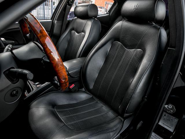 2009 Maserati Quattroporte Burbank, CA 10