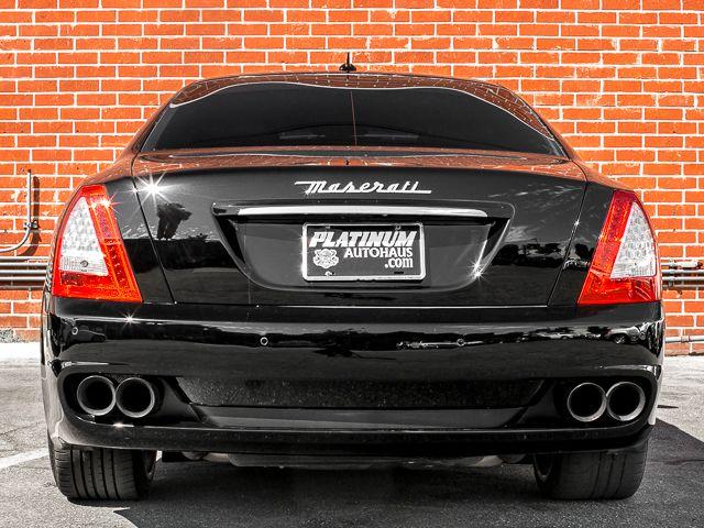 2009 Maserati Quattroporte Burbank, CA 3