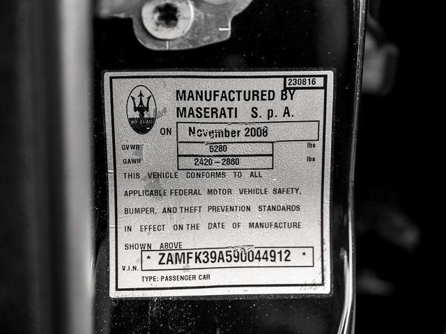 2009 Maserati Quattroporte Burbank, CA 30