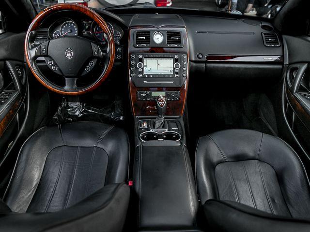 2009 Maserati Quattroporte Burbank, CA 8