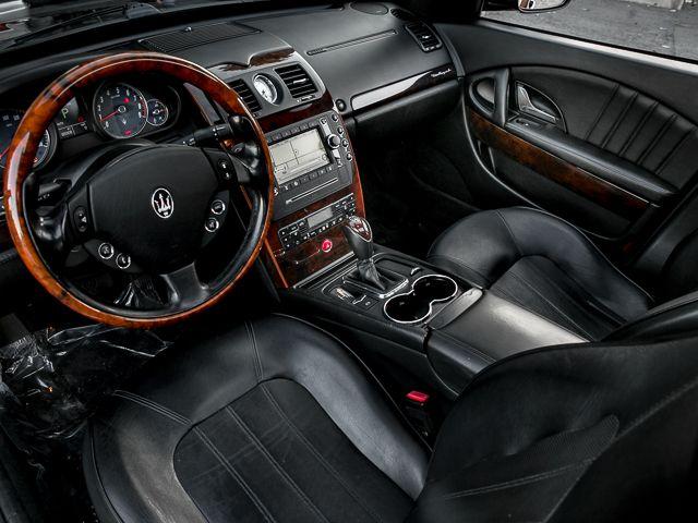 2009 Maserati Quattroporte Burbank, CA 9
