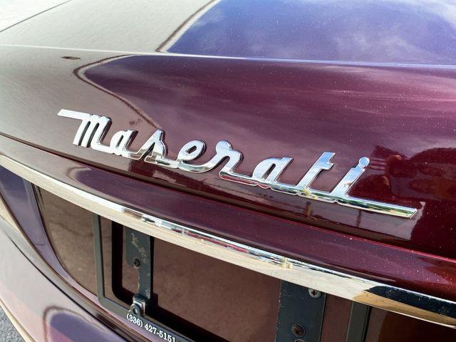 2009 Maserati Quattroporte Base Madison, NC 11