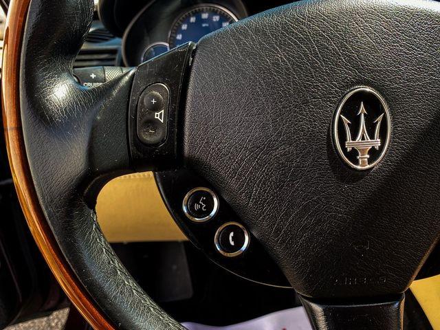 2009 Maserati Quattroporte Base Madison, NC 32