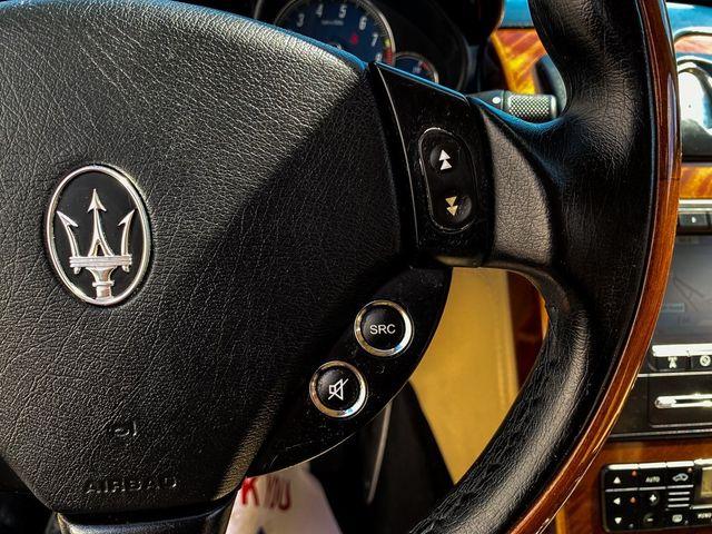 2009 Maserati Quattroporte Base Madison, NC 33