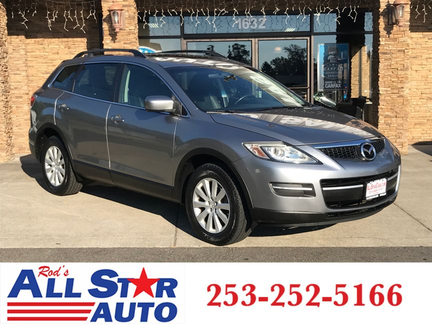 2009 Mazda Cx 9 Touring Awd
