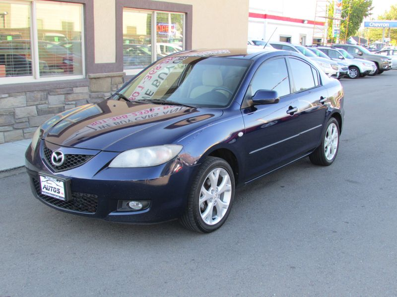 2009 Mazda Mazda3 i Touring Sedan  city Utah  Autos Inc  in , Utah