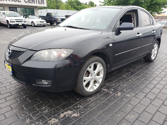 2009 Mazda Mazda3 i Touring Value | Champaign, Illinois | The Auto Mall of Champaign in Champaign Illinois