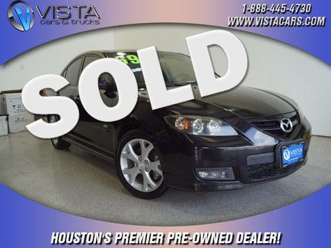 2009 Mazda Mazda3 s Grand Touring in Houston, Texas