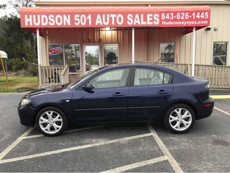 2009 Mazda Mazda3 i Touring Value | Myrtle Beach, South Carolina | Hudson Auto Sales in Myrtle Beach South Carolina