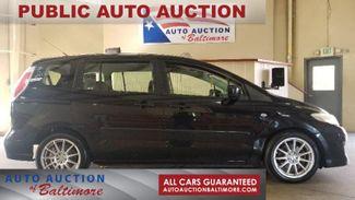2009 Mazda Mazda5 Sport   JOPPA, MD   Auto Auction of Baltimore  in Joppa MD