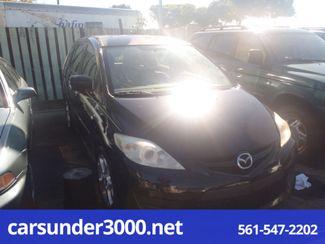 2009 Mazda Mazda5 Sport Lake Worth , Florida 1