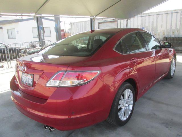 2009 Mazda Mazda6 i Grand Touring Gardena, California 2