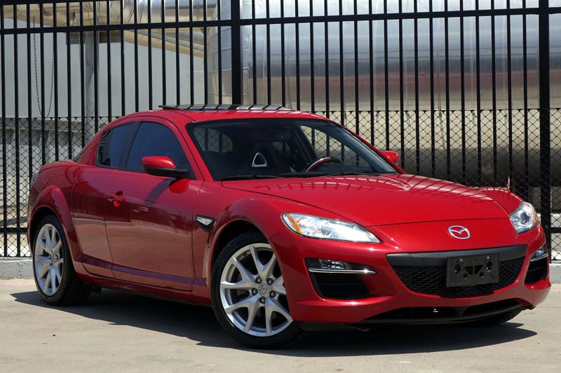 2009 Mazda RX-8 Grand Touring* Auto Trans* | Plano, TX | Carrick\'s ...